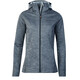 Berghaus Kamloops Hooded Fleece Jacket Women Carbon Marl